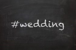 #wedding #hashtags