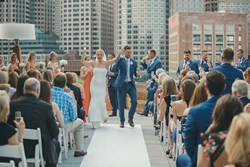Reception Recap: Barking Crab (Daisy & Ryan)