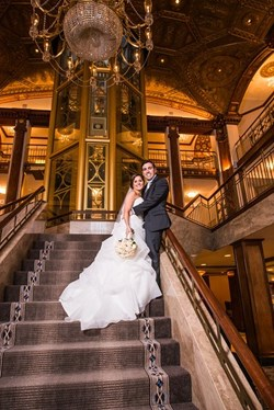 Reception Recap: Graduate Providence (Lauren & James)