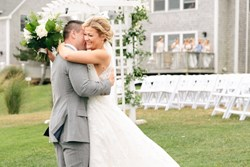 Reception Recap: Spring House Block Island (Anna & Luke)