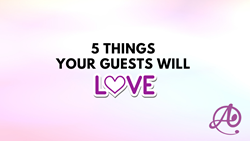 5 Things Wedding Guests LOVE