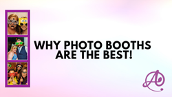 Why having a photo booth at your wedding is the BEST!