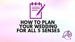 How to Plan Your Wedding for All 5 Senses in Rhode Island
