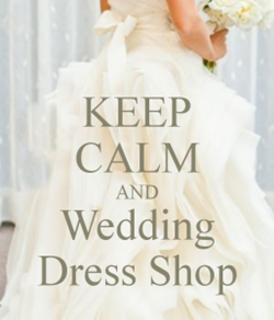 Wedding Dress Shopping DOs and DON'Ts