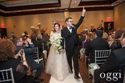 Reception Recap: Crowne Plaza (Lauren & Joe)