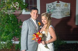 Reception Recap: Golden Lamb Buttery (Tracy & Jim)