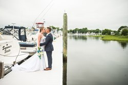 Reception Recap: Harbor Lights (Heather & Mark)