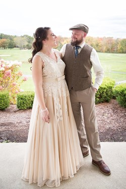 Reception Recap: Hillside Country Club (Jenny & Nate)