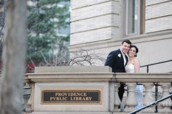 Reception Recap: Providence Public Library (Michelle & Chris)