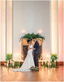 Styled Shoot at the Pavilion at Grace